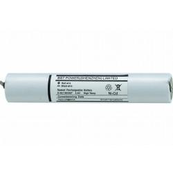 Pack de emergência 2 x SC 1600 Mah - 2,4V