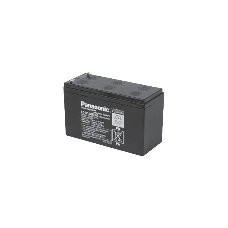 Bateria Panasonic 12V 7,2Ah Terminal F2
