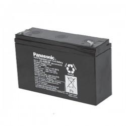 Bateria Panasonic 6V 12Ah...