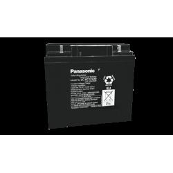 Bateria Panasonic 12V 22Ah Ciclica Terminal BN M5