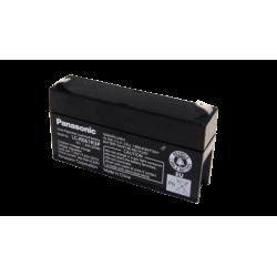 Bateria Panasonic 6V 1,3Ah...