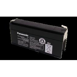 Bateria Panasonic 6V 3,4Ah...