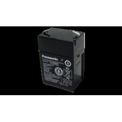 Bateria Panasonic 6V 4,5Ah...