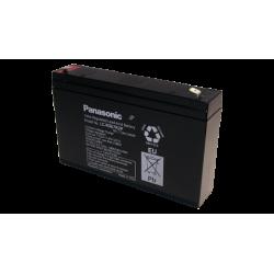 Bateria Panasonic 6V 7,2Ah...