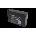Bateria Panasonic 12V 20W/Cell Terminal F2