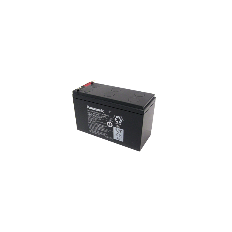 Bateria Panasonic 12V 36W/Cell Terminal F2