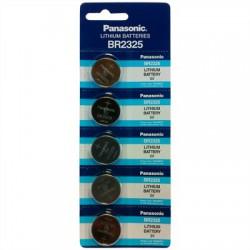 Pilha Panasonic Lítio Botão BR2325 - 165mAh