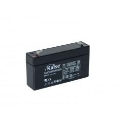 Bateria Kaise Standard 6V 1,2Ah Terminal F1