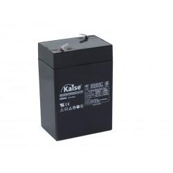 Bateria Kaise Standard 6V 4.5Ah Terminal F1