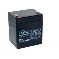 Bateria Kaise Standard 12V 5Ah Terminal F1