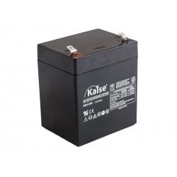 Bateria Kaise Standard 12V 5Ah Terminal F2
