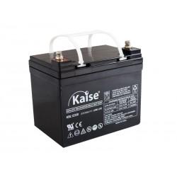 Bateria Kaise 12V 33Ah Terminal M6