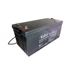 Bateria Kaise 12V 200Ah Terminal F12