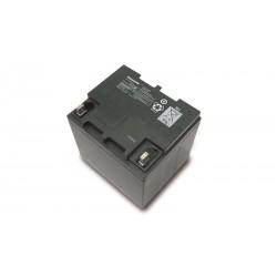 Bateria Panasonic 12V 38Ah Terminal TP M5