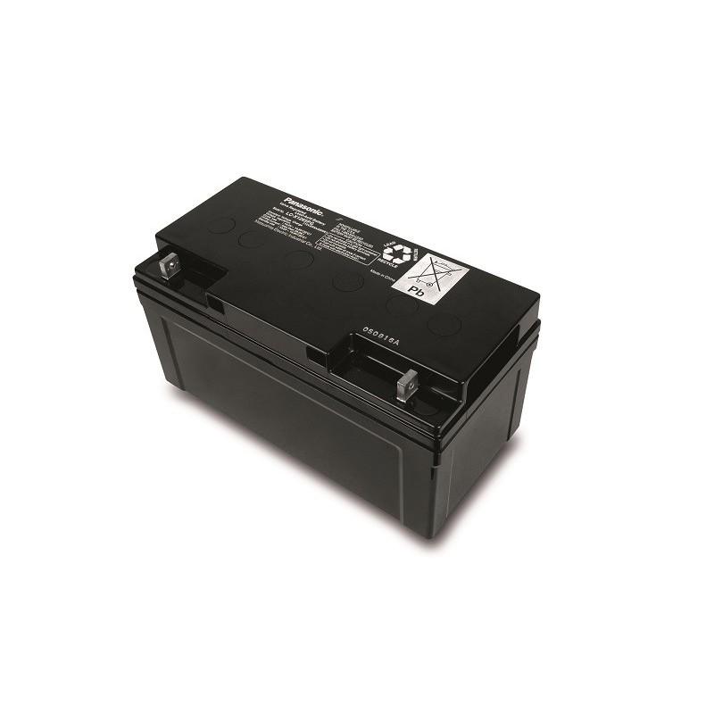 Bateria Panasonic 12V 65Ah Terminal BN M6