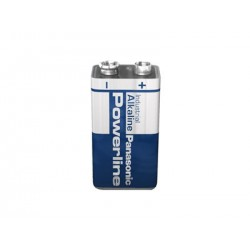 Pilha Panasonic Industrial 6LR61 - 9V Retratil 1