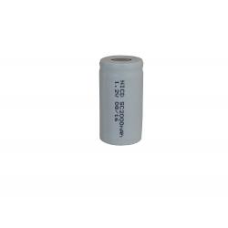 Pack de emergência 1 x SC 2000 Mah - 1,2V
