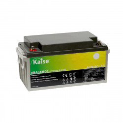 Bateria Kaise Solar AGM 12V 80AH Terminal M6