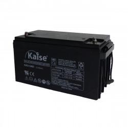 Bateria Kaise Gel 12V 80Ah Terminal M8
