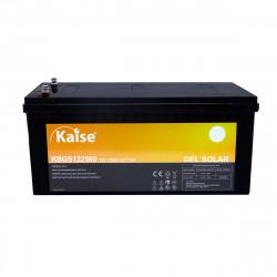Bateria Kaise Solar Gel 12V 250Ah Terminal M8