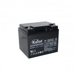 Bateria Kaise Long Life 12V 40Ah Terminal M6