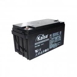 Bateria Kaise Long Life 12V 65Ah Terminal M6