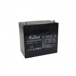 Bateria Kaise Long Life 12V 55Ah Terminal M6