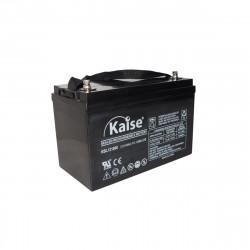 Bateria Kaise Long Life 12V 100Ah Terminal M8