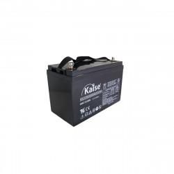 Bateria Kaise Deep Cycle 12V 100Ah Terminal M8