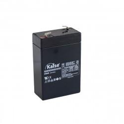 Bateria Kaise Standard 6V 2,8Ah Terminal F1