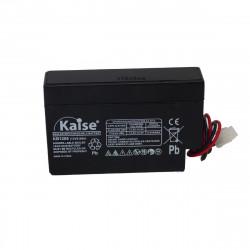 Bateria Kaise Standard 12V 0,8Ah Terminal T9