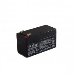 Bateria Kaise Standard 12V 1,2Ah Terminal F1