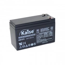 Bateria Kaise Standard 12V 7,2Ah Terminal F2