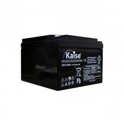 Bateria Kaise Standard 12V 26Ah Terminal M5