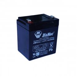 Bateria Diamec 12V 4Ah Terminal F1