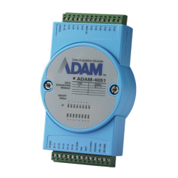 Aquisição Remota de I/O - ADAM 4051 Advantech