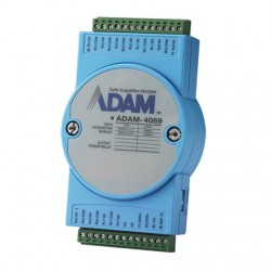 Aquisição Remota de I/O - ADAM 4069 Advantech