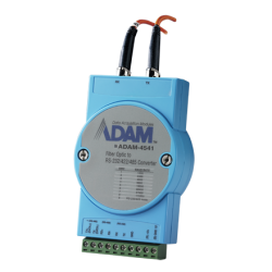 Conversor Industrial FIbra-Série ADAM-4541 Advantech