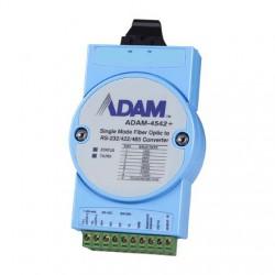 Conversor Industrial FIbra-Série ADAM-4542+ Advantech