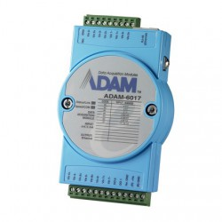 Aquisição Remota de I/O - ADAM 6017 Advantech