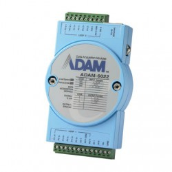 ADAM CIRCUIT MODULE, Ethernet-based Dual-loop PID Controller