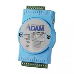 Aquisição Remota de I/O - ADAM 6024 Advantech