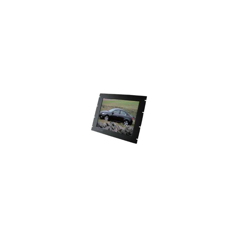 "Monitor 15"" RackMount AlphaDisplay"