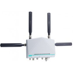 Access Point Industrial Wireless de Dupla Frequência Moxa