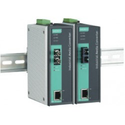 Conversor Industrial Ethernet-Fibra Moxa