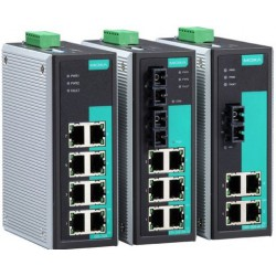 Switch Ethernet EDS-308 Moxa