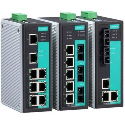 Switch Ethernet EDS-408A-T...