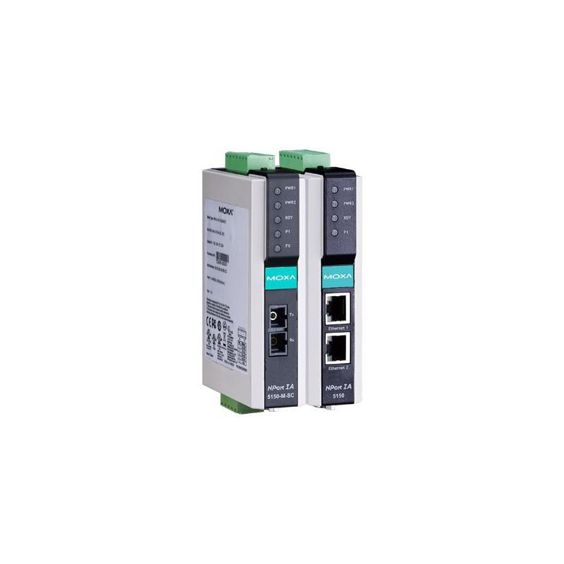 Servidor Portas Série NPort IA-5150-M-SC Moxa