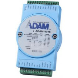 Aquisição Remota de I/O - ADAM 4015 Advantech