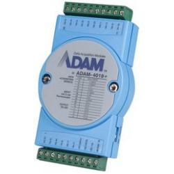Aquisição Remota de I/O - ADAM 4019+ Advantech